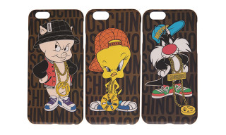 Moschino to Release Looney Tunes iPhone Cases
