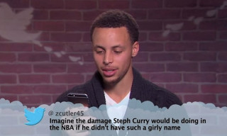 Stephen Curry, Blake Griffin, Magic Johnson and Other NBA Players Read Mean Tweets From Fans