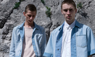 Ne.Sense Takes to France to Capture Their Pre-Fall 2015 Lookbook