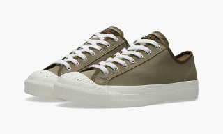 NEIGHBORHOOD Releases Canvas Collection of Goodrich Sneaker for Spring/Summer 2015