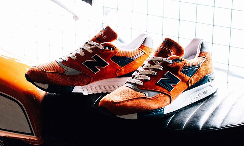 new balance 998 orange