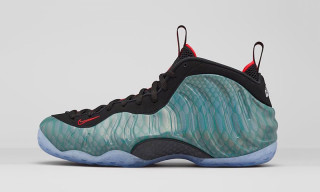 "Nike Readies the Release of the Air Foamposite One ""Gone Fishing"""