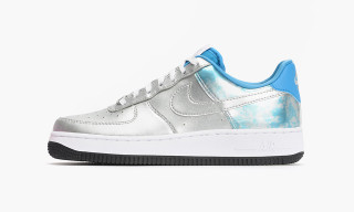 Nike Treats Women to a Metallic Version of the Air Force 1