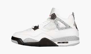 """Nike Air"" Jordan 4 in ""White/Cement"" Will Return in 2016"