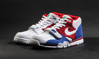 Nike Gives the Air Trainer 1 Mid PRM QS a Puerto Rican Makeover