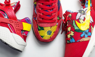 Nike Releases Second Part of the 'Aloha' Pack