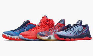 "Nike Basketball Unleashes ""4th of July"" Pack"