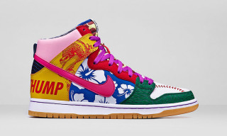 "Nike Is Auctioning 11 Pairs of a Special Dunk High SB ""What The Doernbecher"""