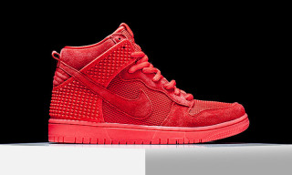 "Nike Dunk High ""Red October"""