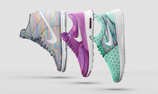 Nike Adds Liberty Patterns to Women's iD Collection