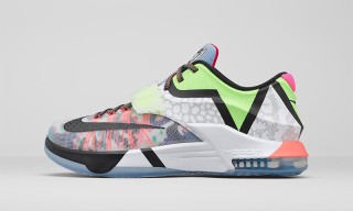 The Nike KD7 Merges 18 Shoes Into One