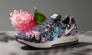 "Nike Goes Floral With the ""Photosynthesis"" Pack"