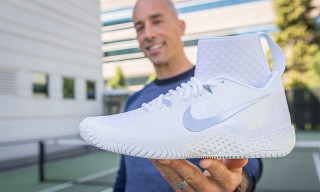 NikeCourt Flare Represents the Next Generation of Tennis Footwear