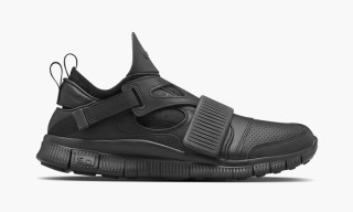 NikeLab Blacks Out the New Free Huarache Carnivore