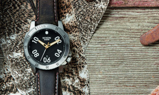 Nixon Drops Fresh Batch of Classy Ranger Watches
