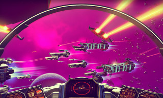 'No Man's Sky' Shows Off Its Open-Universe Concept in Gameplay Demo