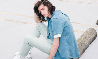 "Opening Ceremony Delivers ""White Noise"" Editorial for Spring/Summer 2015"