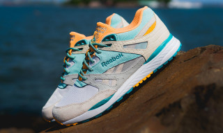 Packer Shoes and Reebok Give the Ventilator a Summer Makeover