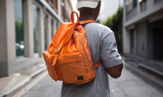 Porter Releases Orange Tanker Collection to Celebrate Yoshida & Co's 80th Anniversary