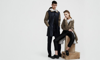RAINS Drop Neutral Tones for Fall/Winter 2015 Collection