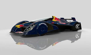 Red Bull Considering Producing a Road-Going Supercar