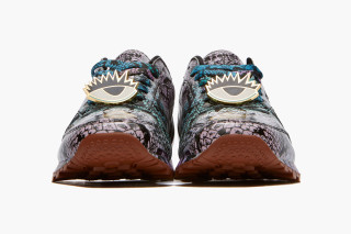 2aefc621932e Reebok Classic and Melody Ehsani Release Colorful Python Leather Lux Sneaker