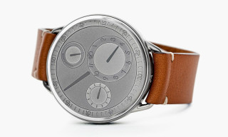 "Ressence Unveils the ""Unfinished"" Type 1 V Genesis Watch"