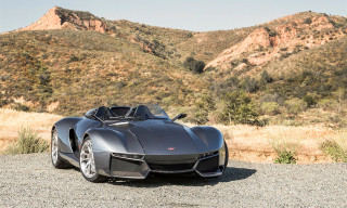 "Rezvani Unveil Carbon Fiber 500HP ""Beast"" Supercar"