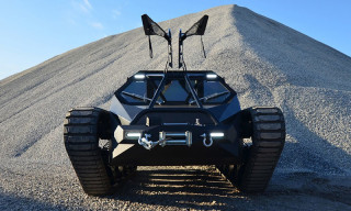 Ripsaw EV2 Is the First Luxury Tank Available to the Public