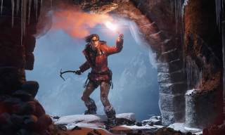 Lara Croft Returns in New 'Rise of the Tomb Raider' Trailer