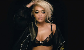 "Rita Ora Explores the Dark Side of Fashion in ""Poison"" Video"