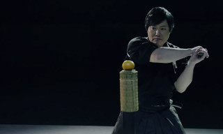 Watch This Robot Battle a Master Japanese Swordsman