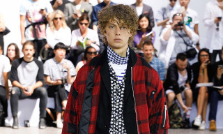 sacai Draws Inspiration From Paradise Garage for Spring/Summer 2016