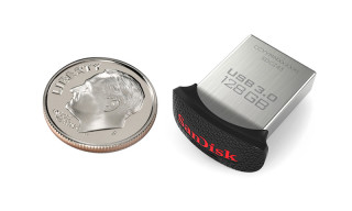 SanDisk Unveil the World's Tiniest USB Drive