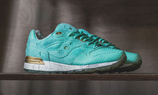 "Saucony & Epitome Pay Tribute to the ""Big Fish"" With the Shadow 5000 ""Righteous One"""
