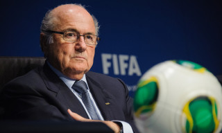 FIFA President Sepp Blatter Resigns Amid Massive Corruption Scandal