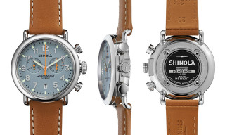 A Closer Look at Shinola's Runwell Bike and Chrono