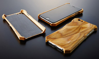 "Simplism Reveals ""Hibiki"" Wooden Sound-Enhancing iPhone Case"
