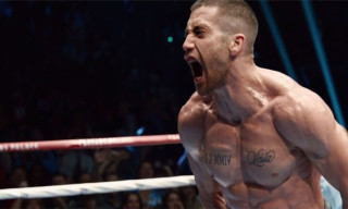 "Jake Gyllenhaal Boxes to Eminem's ""Phenomenal"" in 'Southpaw'"