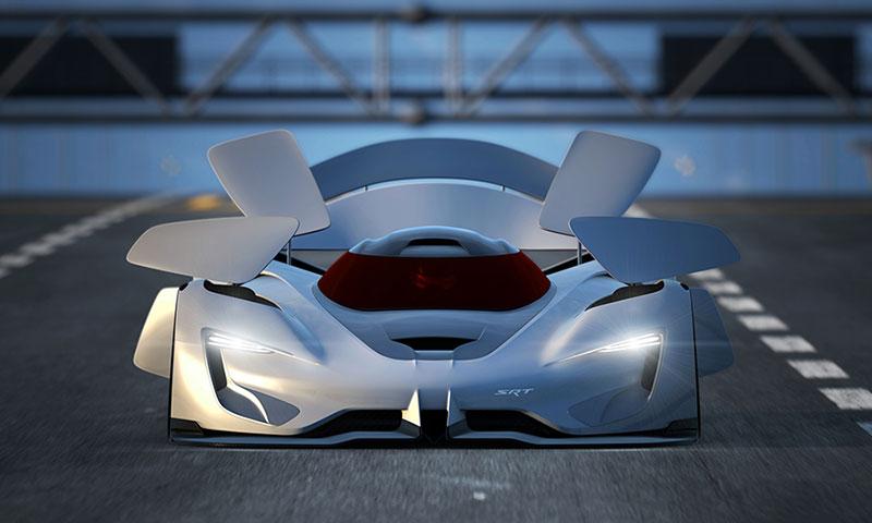Srt Tomahawk Vision Gran Turismo Revealed Highsnobiety