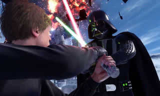 "'Star Wars: Battlefront' Looks Amazing in ""Walker Assault"" Multiplayer Gameplay"