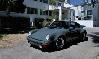 Steve McQueen's Rare Porsche 930 Turbo Carrera Is up for Auction