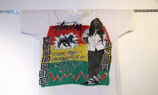 The Very Best Pieces at Stussy's 35th Anniversary Trunk Show in Paris