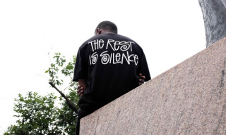 "Stussy New York Drops Black and White ""The Rest Is Silence"" Pack for Spring/Summer 2015"