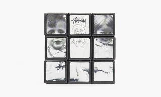 Put Your Rubik's Cube Skills to the Test With the Stussy Photo Image Cube