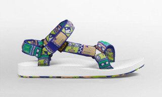 Teva Launches Artist Series Sandal Collection Featuring Artwork by National Forest
