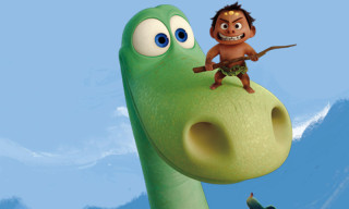 Disney and Pixar Team Up for 3D Animated Comedy 'The Good Dinosaur'