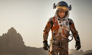 The First Trailer for Ridley Scott's 'The Martian' Starring Matt Damon
