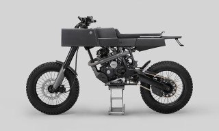 Thrive Motorcycles Step Into the Future With the T 005 Croos
