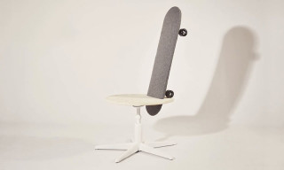 Tim Defleur and Benjamin Helle Design Unique Skateboard Seat